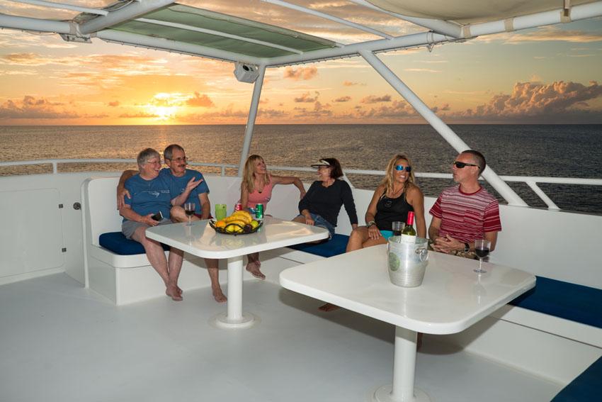 Turks & Caicos Explorer II - Bridge